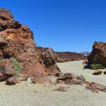 Vulkangestein, Teide, Teneriffa