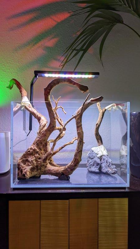 Nano LED von Aqua-Grow Uniq FS