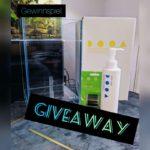 Aquascaping Giveaway